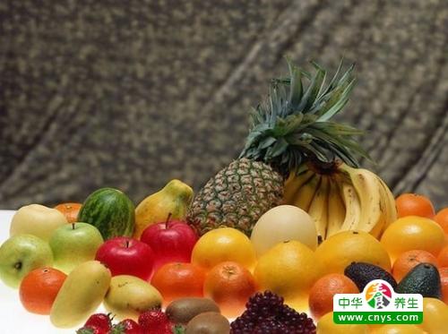 水果这样吃有毒!盘点吃水果的那些误区